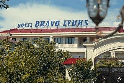 Гостиница в Ургенче BRAVOLYUKS Hotel